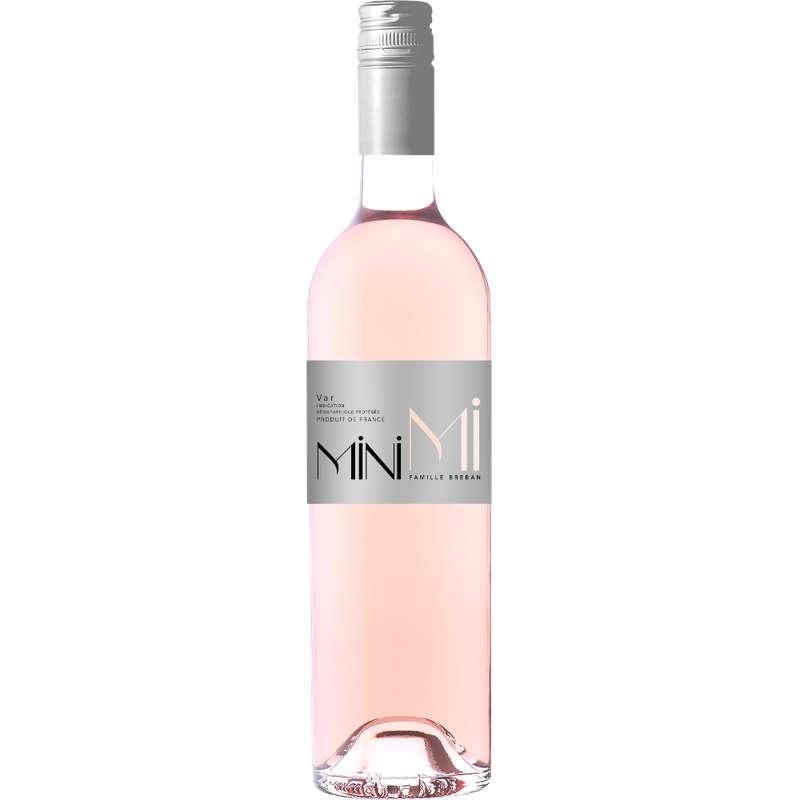 Vin rosé IGP Méditerranée Mini Mi 2020 (75 cl)