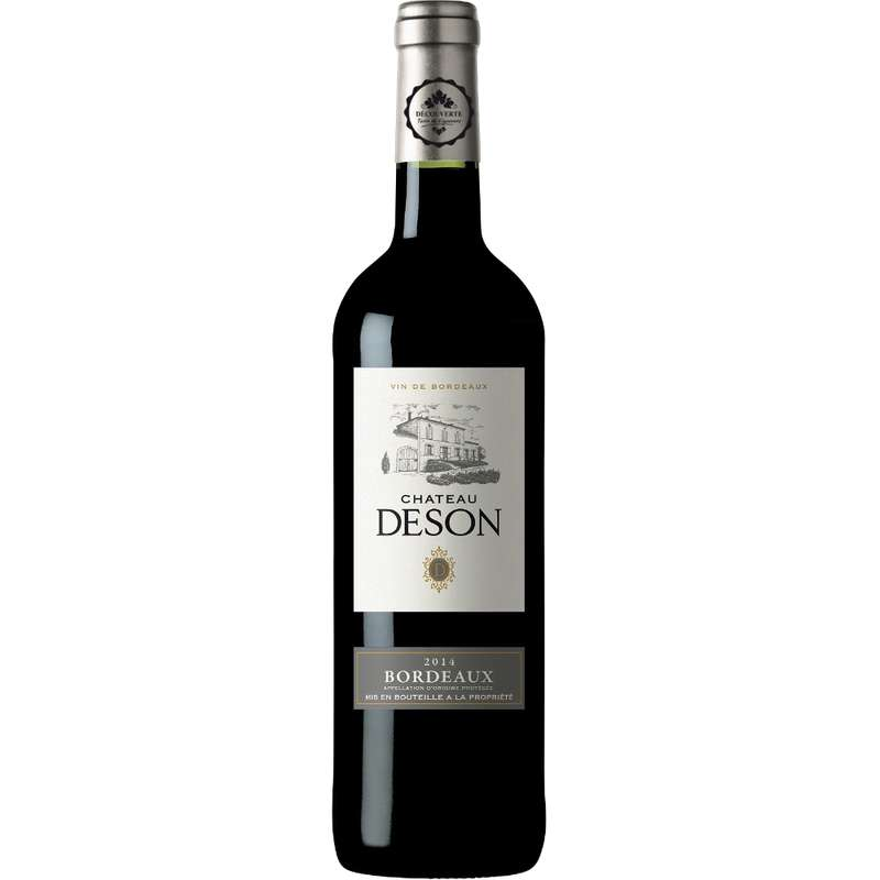 Bordeaux AOP Château Deson 2018 (75 cl)