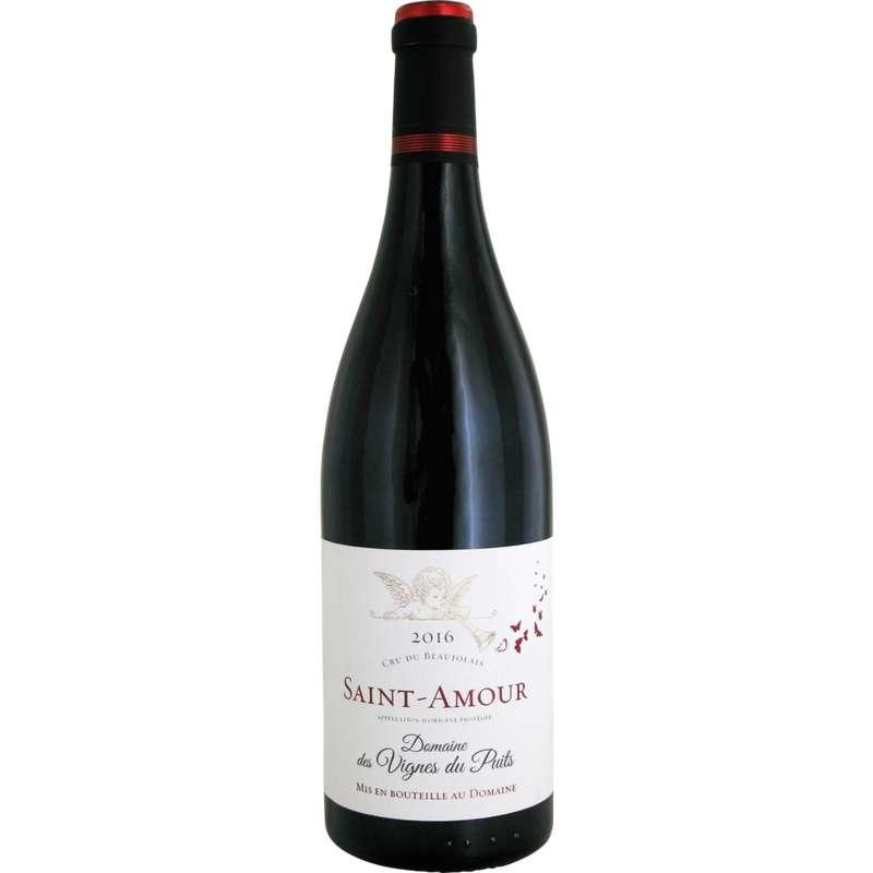 Saint Amour AOP domaine des Vignes du puits 2019 (75 cl)