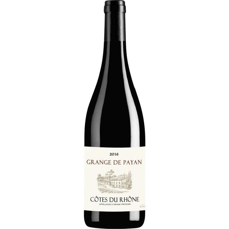 Côtes du Rhône AOP Domaine Payan 2018 (75 cl)