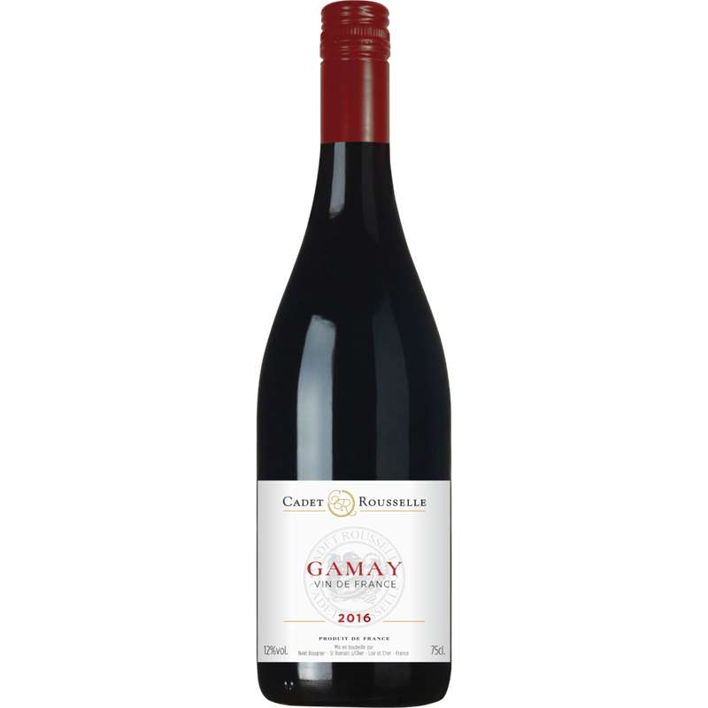 Gamay Cadet Rousselle 2019 (75 cl)