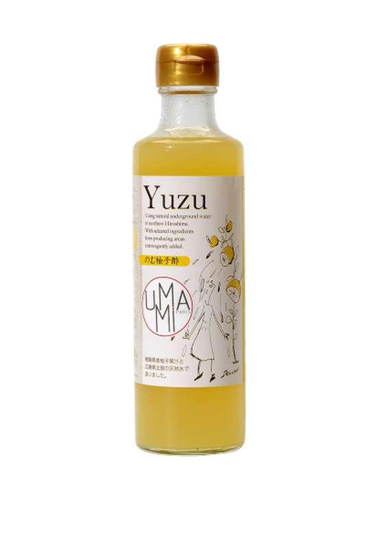 Vinaigre au Yuzu & miel (270 ml)