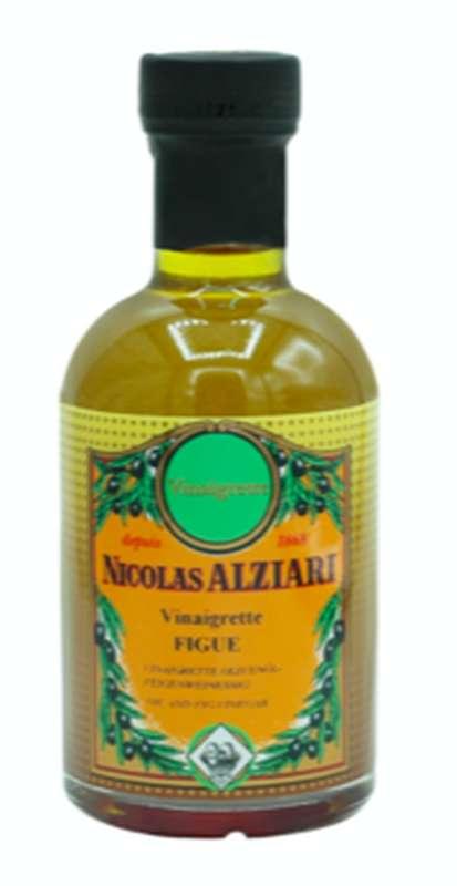 Vinaigre à la figue, Nicolas Alziari (200 ml)