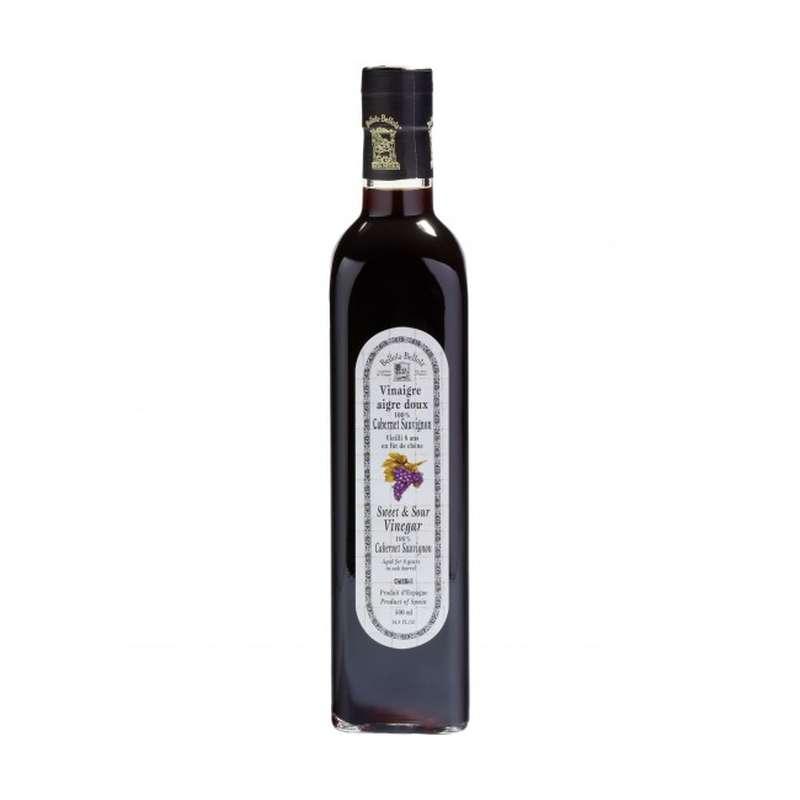 Vinaigre aigre-doux 100% Cabernet Sauvignon, Bellota-Bellota (50 cl)