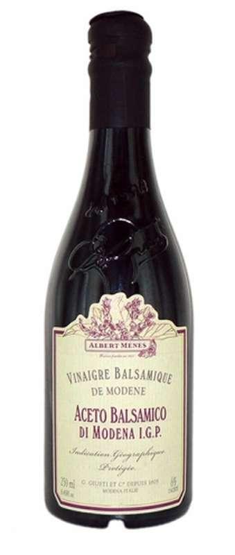 Vinaigre balsamique de Modène, Albert Ménès (250 ml)