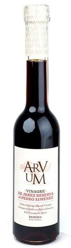 Vinaigre balsamique de Xérèz, Arvum (250 ml)