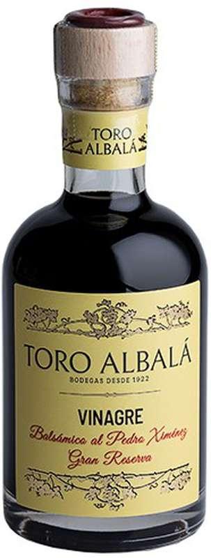 Vinaigre balsamique Grande Réserve, Toro Albalá (200 ml)
