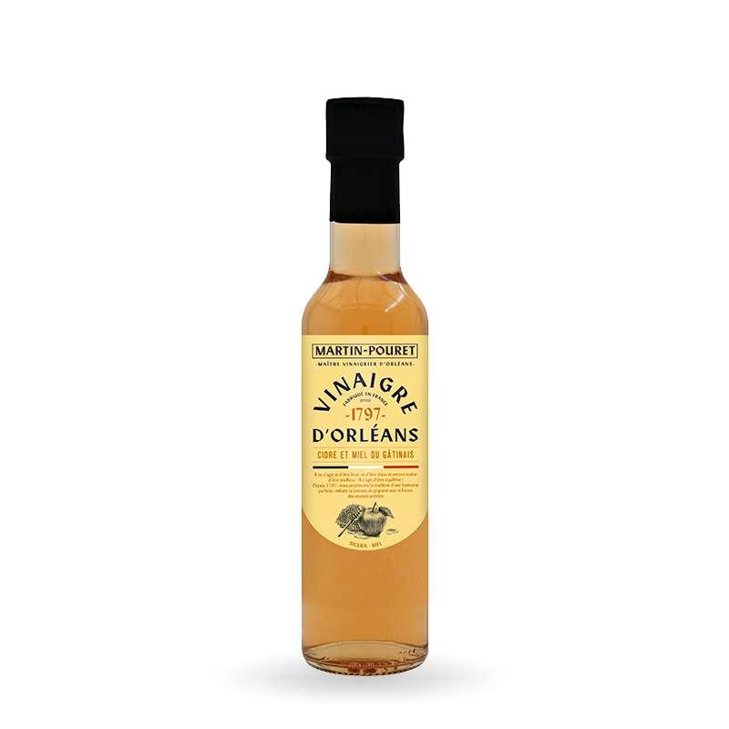 Vinaigre de cidre et de miel, Martin Pouret (25 cl)