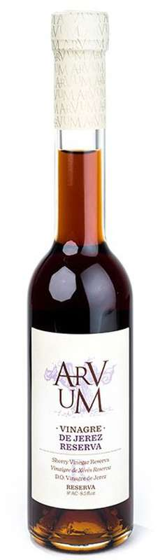 Vinaigre de Xerez AOP Réserve, Arvum (250 ml)