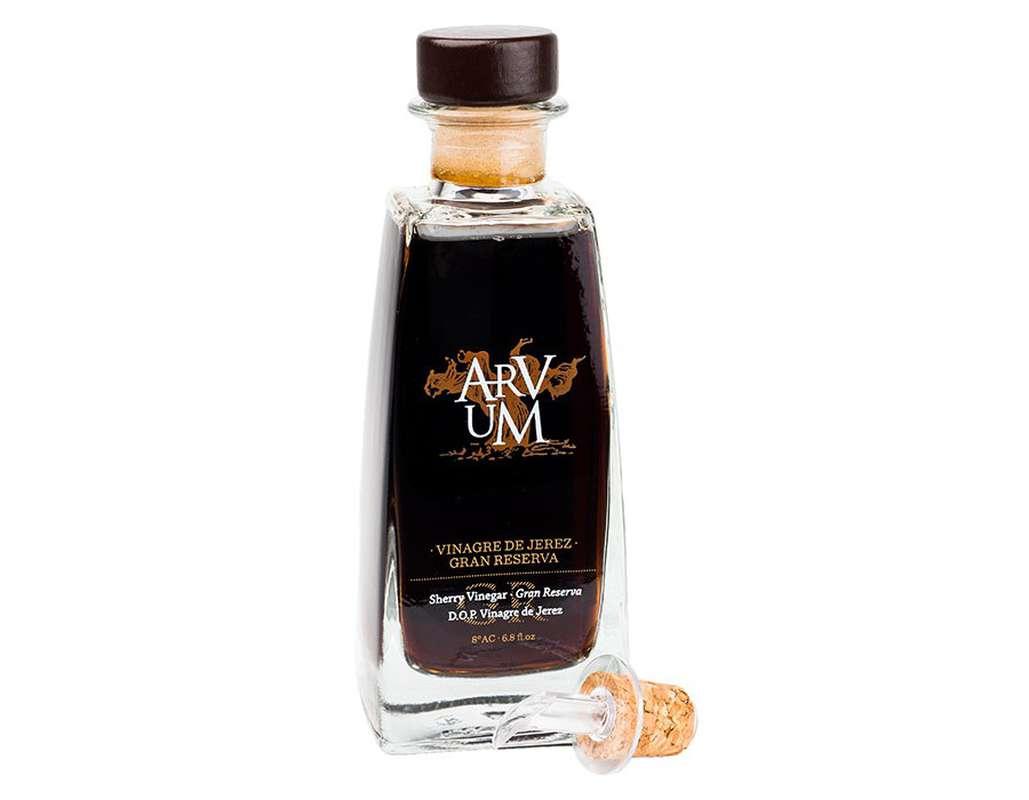 Vinaigre de Xérèz Grande Réserve, Arvum (200 ml)