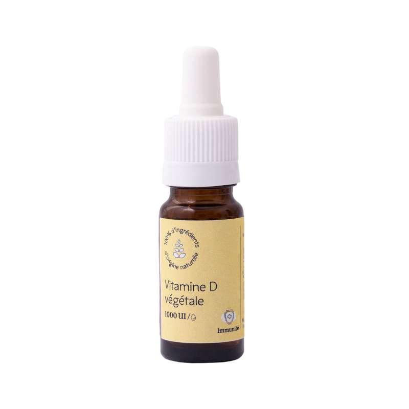 Vitamine D3 végétale liquide, Epycure (10 ml)