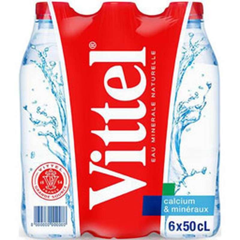 Pack de Vittel (6 x 50 cl)