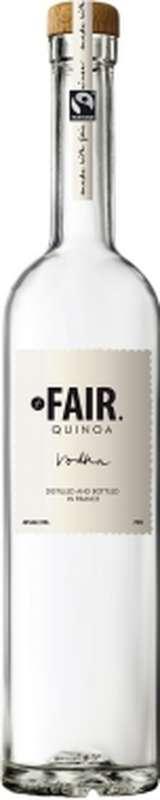 Vodka Fair Quinoa BIO (70 cl)