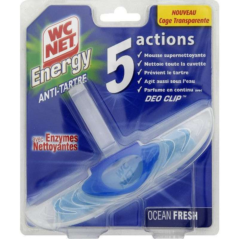 Bloc Ocean Fresh, WC Net Energy (38 g)