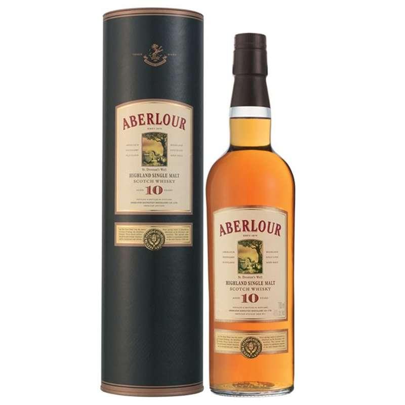 Whisky Aberlour 10 ans d'âge (70 cl)