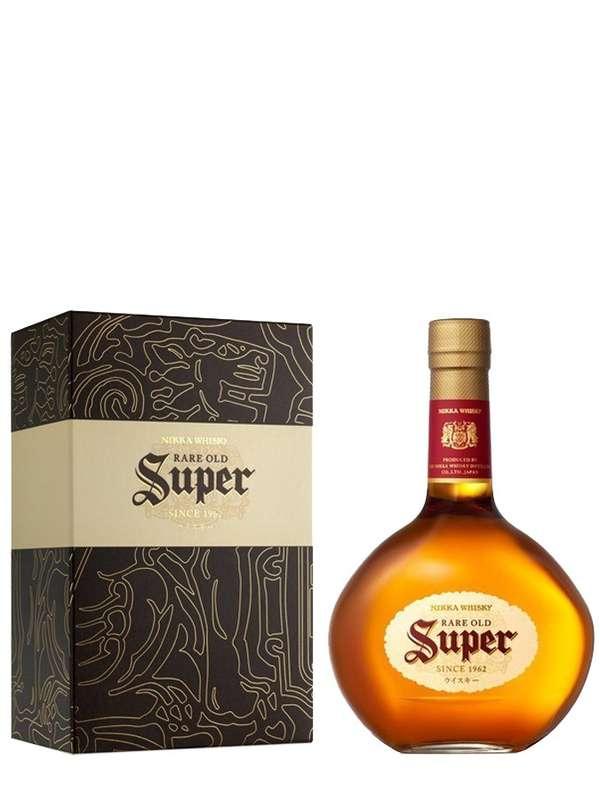 Whisky Nikka super Nikka (70 cl)