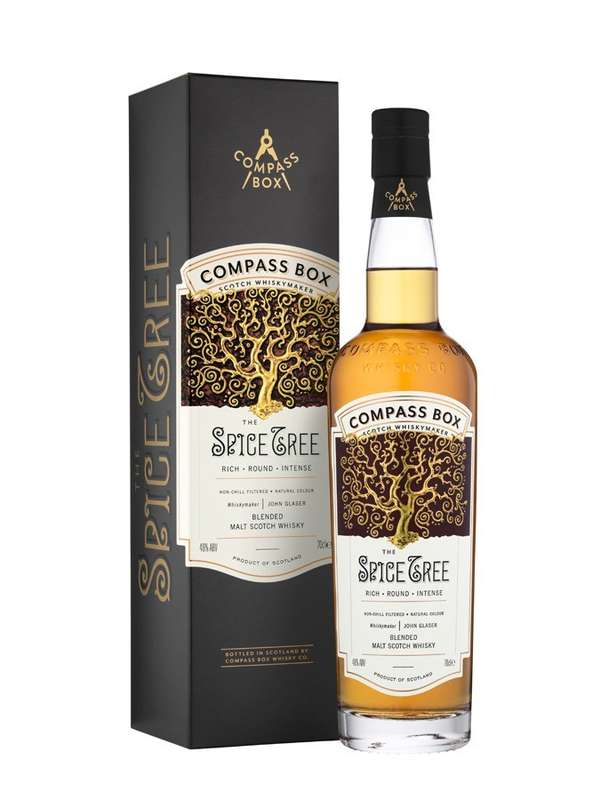 Whisky Spice Tree (70 cl)