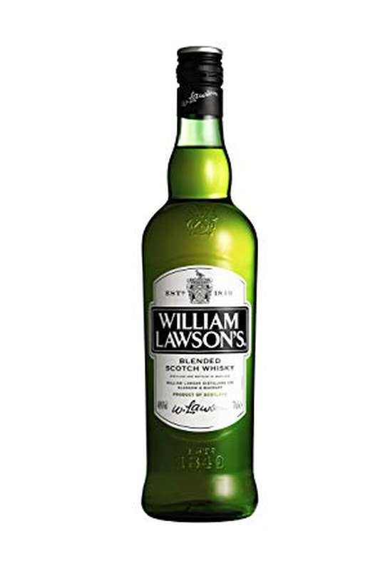 Whisky Blended Scotch,  William Lawson's (70 cl)