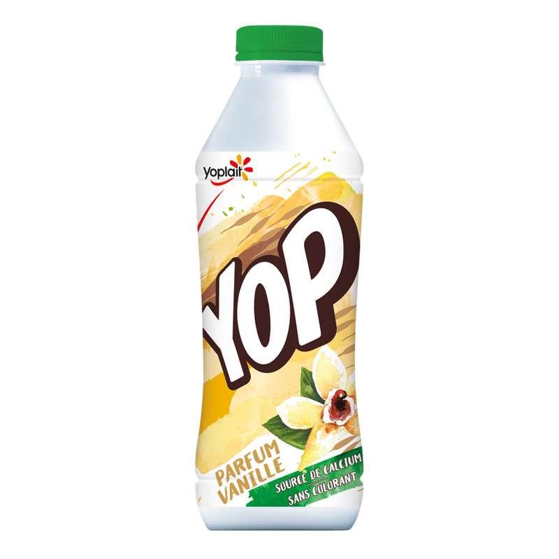 Yaourt à boire vanille, Yop (825 g)