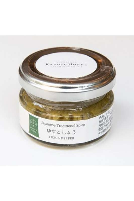 Yuzu Kosho vert (50 g)