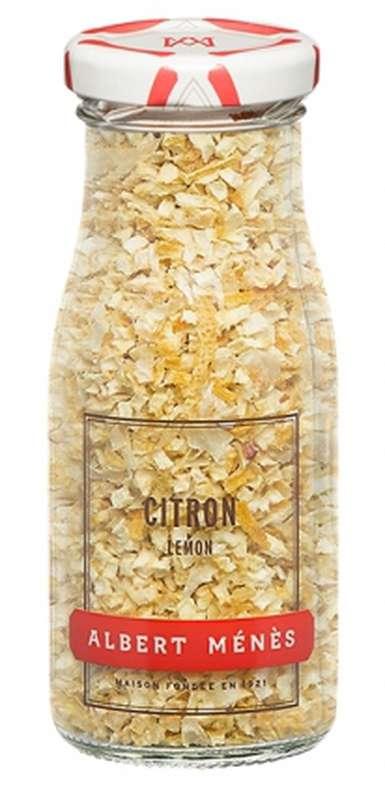 Zestes de citron, Albert Ménès (35 g)