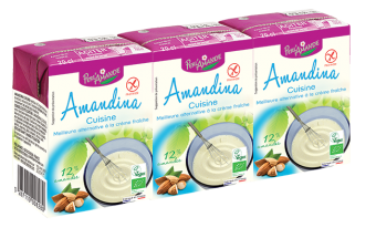 Amandina cuisine, Perl'Amande (3 x 20 cl)
