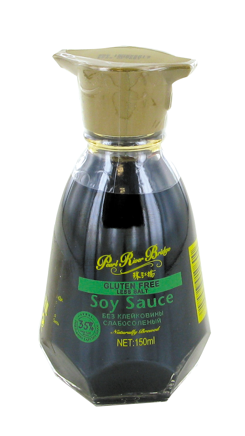 Sauce soja sans gluten, Pearl River Bridge (150 ml)