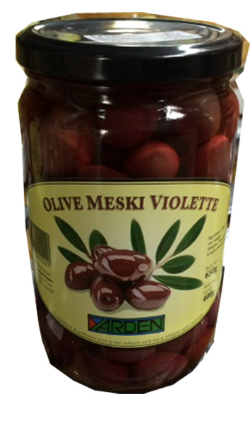 Olives meski violettes, Yarden (320 g)