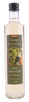 Vinaigre de vin blanc - Biodynamie BIO, Epikouros (50 cl)
