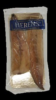 Filets de maquereau fumés nature, Herens (170 g)
