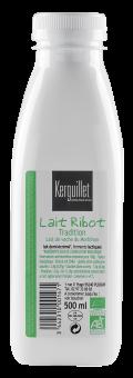 Lait ribot tradition BIO, Kerguillet (500 ml)