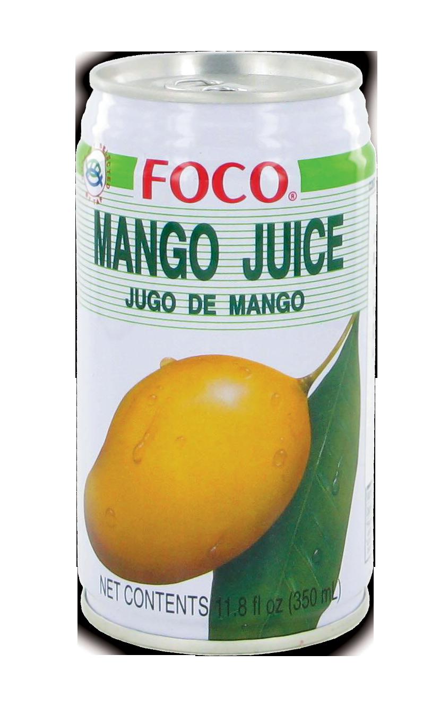 Boisson à la mangue, Foco (35 cl)