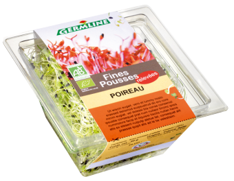 Poireau BIO, Germline (40 g)