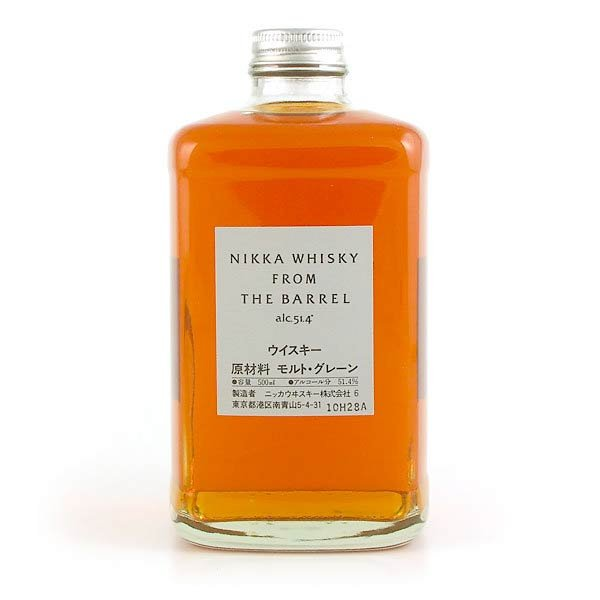 Whisky Nikka From The Barrel (50 cl)