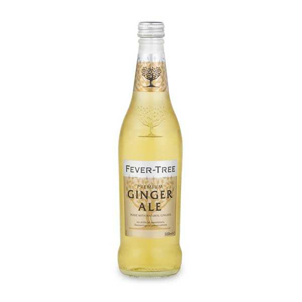 Ginger Ale, Fever Tree (20 cl)