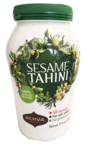 Téhina naturel, Achva (500 g)