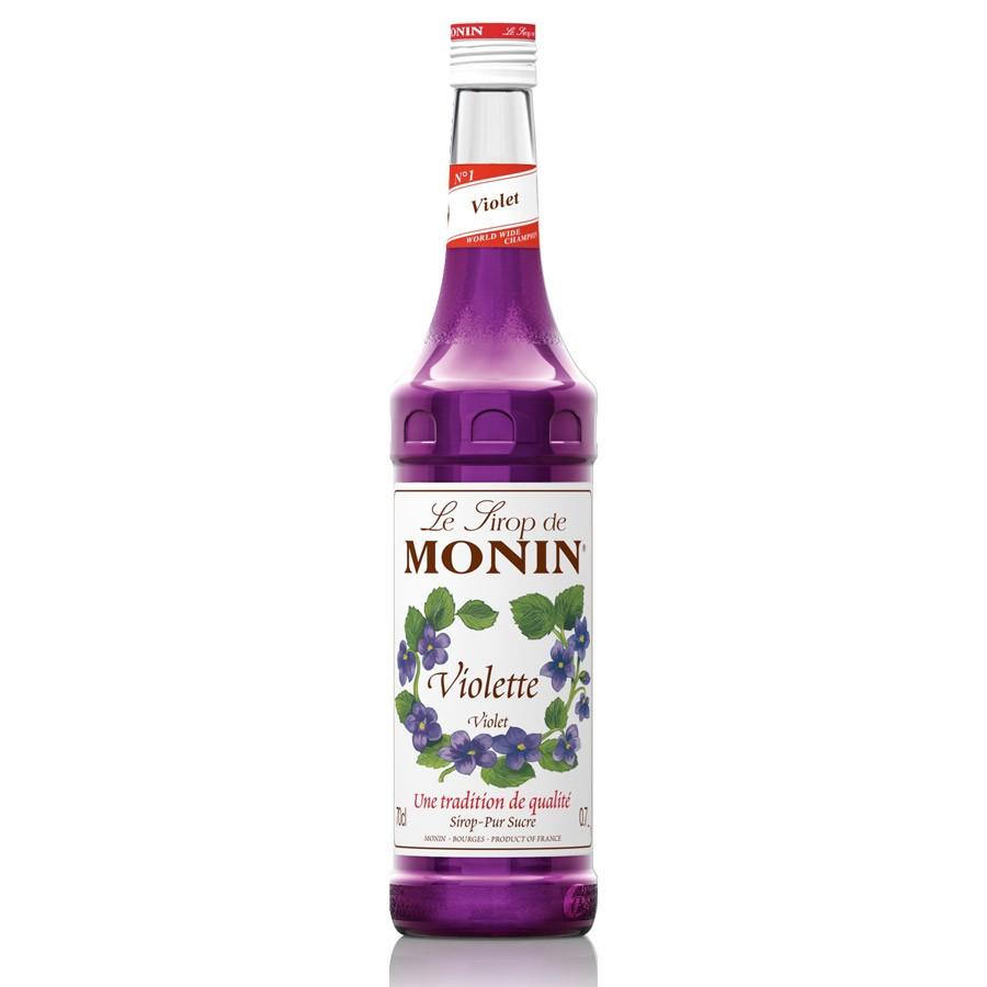 Sirop de violette monin 70 cl la belle vie grande picerie fine et fraiche - Sirop de violette ...