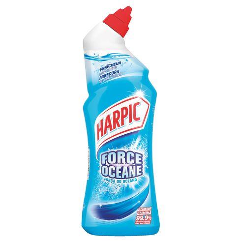 Gel fraicheur océane, Harpic (750 ml)