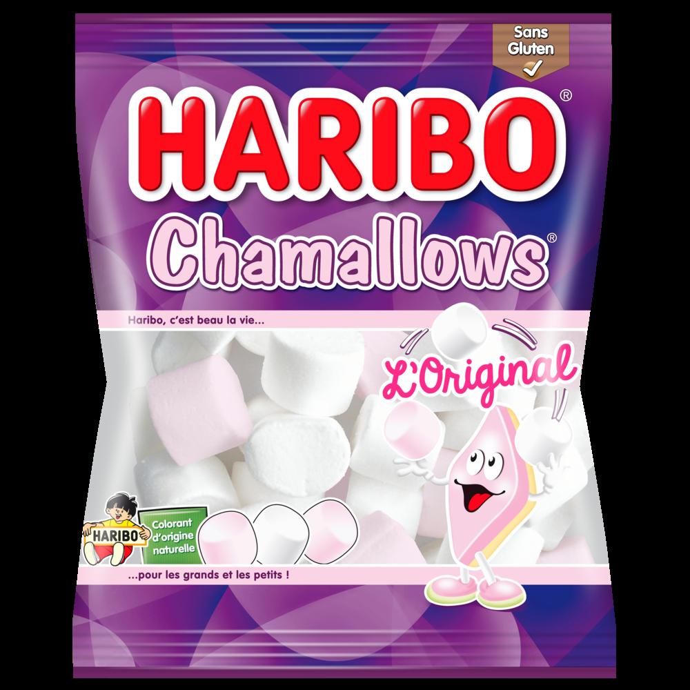 Chamallows Marshmallows, Haribo (300g)