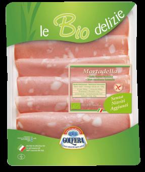Mortadelle BIO, Le Biodelizie di Gol (100 g)