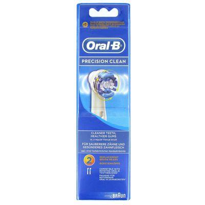 Brossettes Precision, Oral B (x 2)