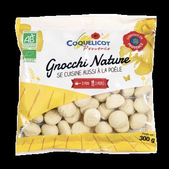 Gnocchi nature BIO, Coquelicot (300 g)
