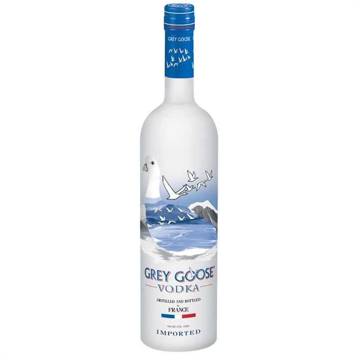 Vodka Grey Goose (70 cl)