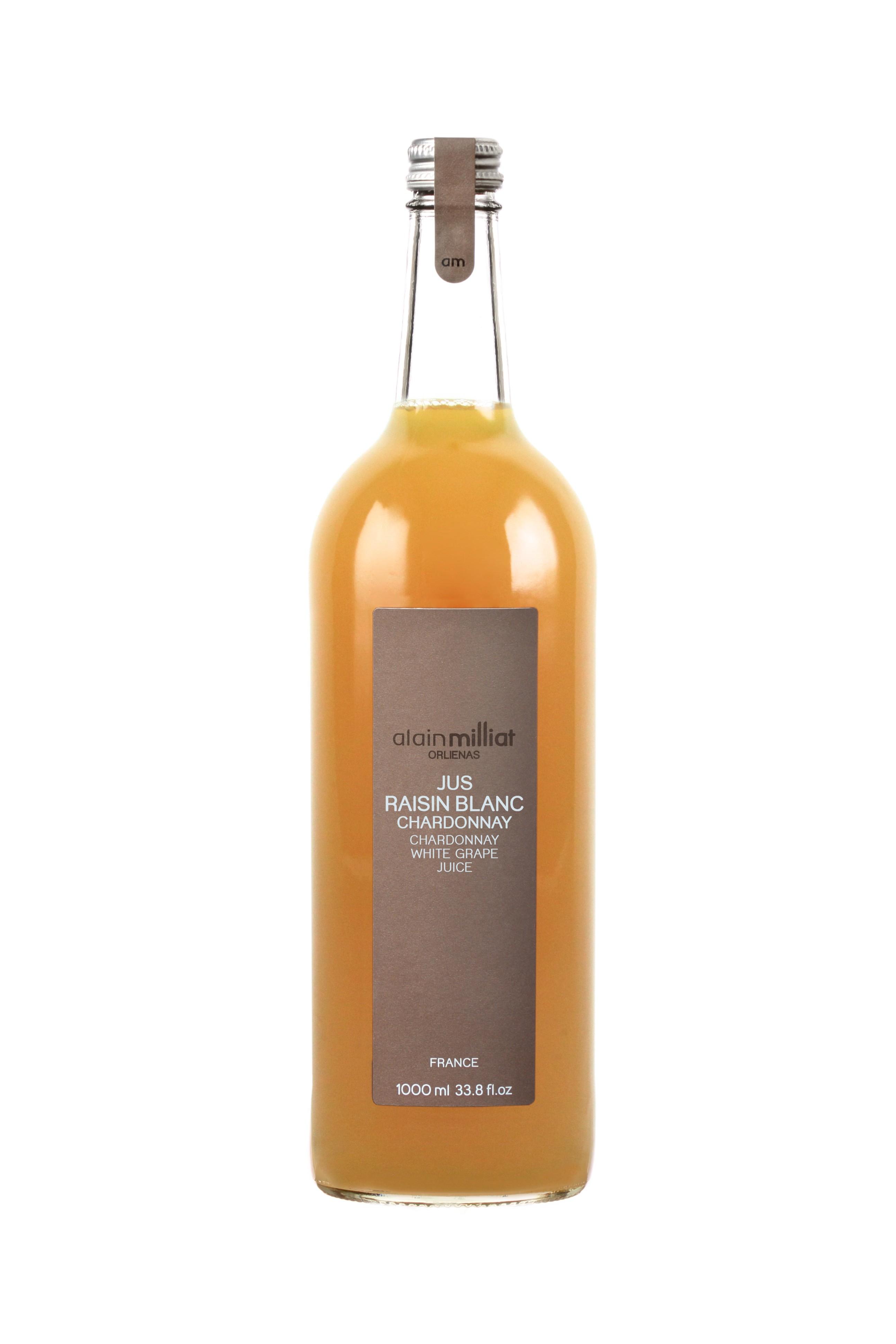 Jus Raisin Blanc Chardonnay, Alain Milliat (1 L)