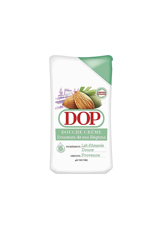 Douche crème au lait d'amande douce, Dop (250 ml)