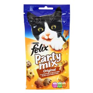 Friandises pour chats Party Mix Original, Félix (60 g)