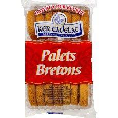 Palets bretons pur beurre, Ker Cadelac (325 g)