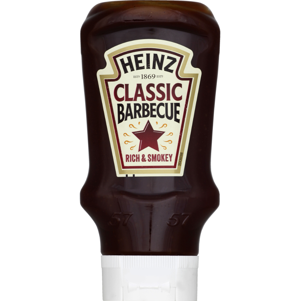 Sauce barbecue classic, Heinz (480 g)