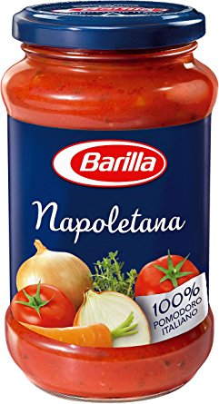 Sauce napoletana, Barilla (400 g)