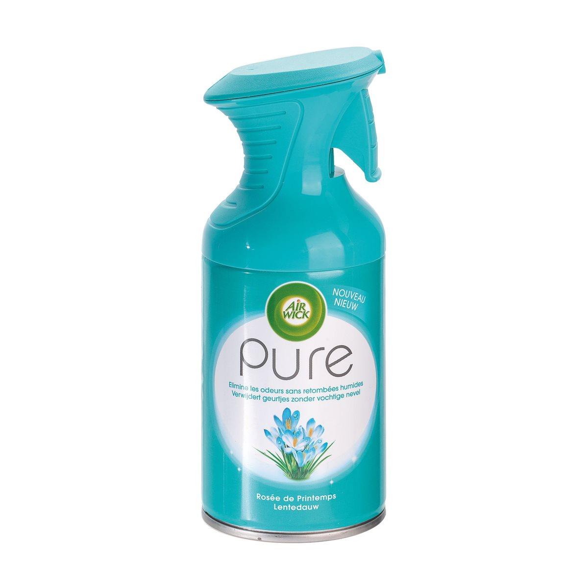 Désodorisant PURE rosée de printemps, Air Wick (250 ml)